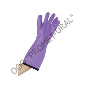 перчатки рентгенозащитные с покрытием