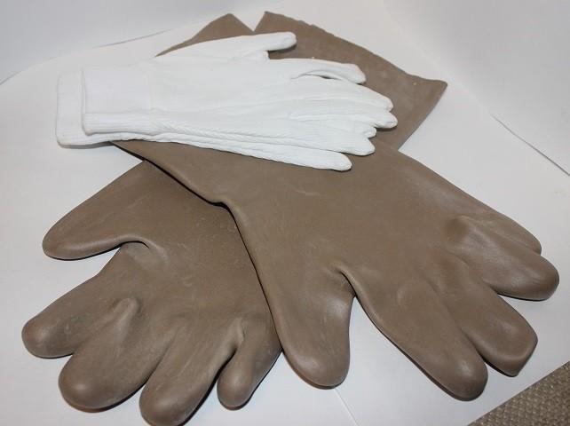 перчатки рентгенозащитные